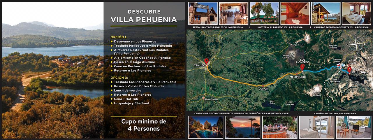 Los Pioneros Melipeuco - Pehuenia